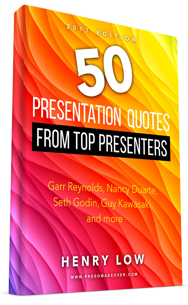50 Presentation Quotes from Top Presenters
