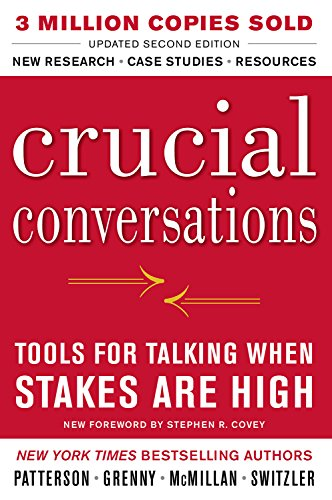 Presentation Books - Crucial Conversations