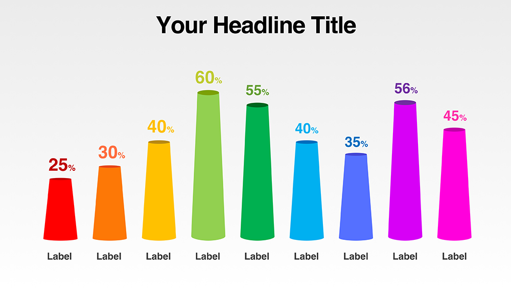 Bar Chart Template | Download Data Driven Bar Chart Templates Presomakeover